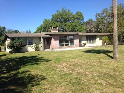 3545 N Indian River Drive, Cocoa, FL 32926 - MLS#: 810944