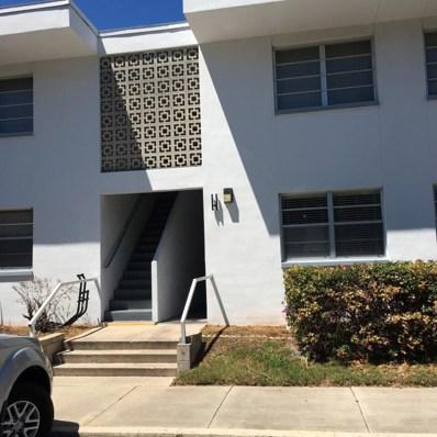 8401 N Atlantic Avenue UNIT 8, Cape Canaveral, FL 32920 - MLS#: 810951