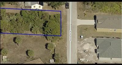 482 Alesio Avenue, Palm Bay, FL 32909 - MLS#: 811055