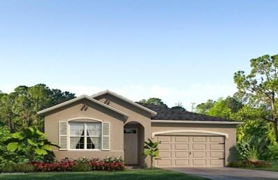 4375 Caladium Circle, West Melbourne, FL 32904 - MLS#: 811077