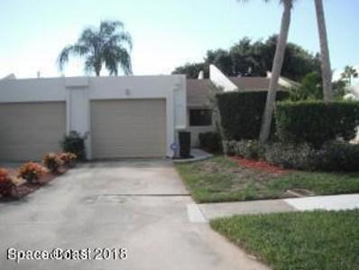 421 Hawthorne Court, Indian Harbour Beach, FL 32937 - MLS#: 811085