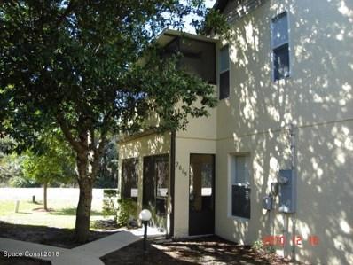2615 S Park Avenue, Titusville, FL 32780 - MLS#: 811127