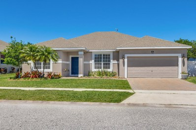 1660 Bridgeport Circle, Rockledge, FL 32955 - MLS#: 811188