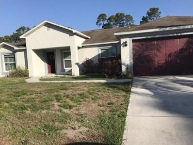 941 Palo Alto, Palm Bay, FL 32909 - MLS#: 811209