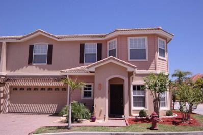 1375 Isabella Drive UNIT 107, Melbourne, FL 32935 - MLS#: 811216