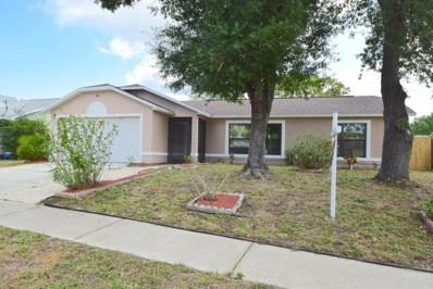 1635 Ticonderoga Court, Titusville, FL 32796 - MLS#: 811240