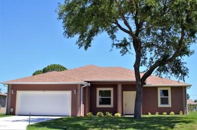 521 Borraclough Avenue, Palm Bay, FL 32907 - MLS#: 811333