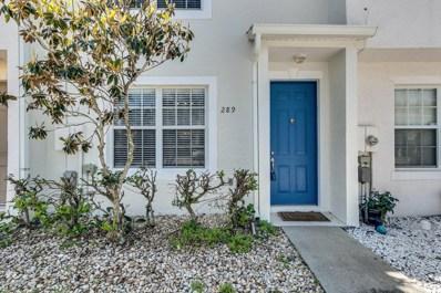 289 Marion Place, Merritt Island, FL 32953 - MLS#: 811435