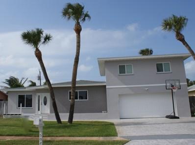 502 Royal Palm Boulevard, Satellite Beach, FL 32937 - MLS#: 811437