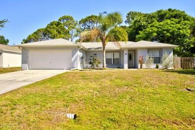 911 Quail Street, Palm Bay, FL 32909 - MLS#: 811468