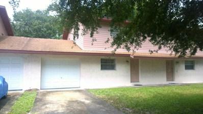 103 Woodland Drive UNIT 103, West Melbourne, FL 32904 - MLS#: 811506