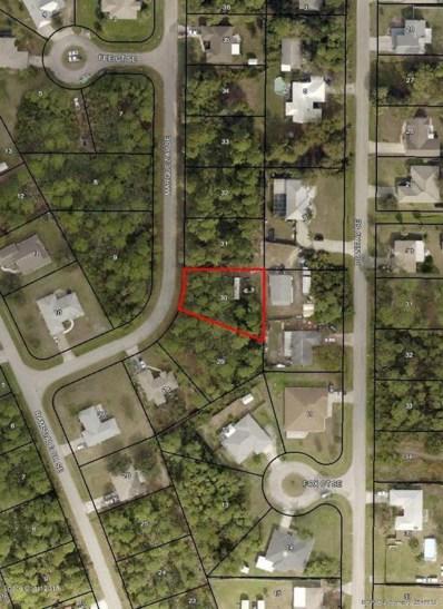 2571 Marquez Avenue, Palm Bay, FL 32909 - MLS#: 811516