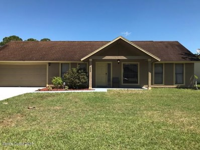 303 NW Emerson Drive, Palm Bay, FL 32907 - MLS#: 811519