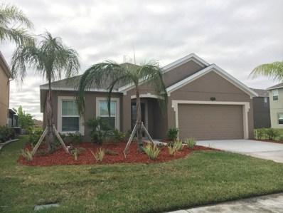 2615 Snapdragon Drive, Palm Bay, FL 32907 - MLS#: 811522