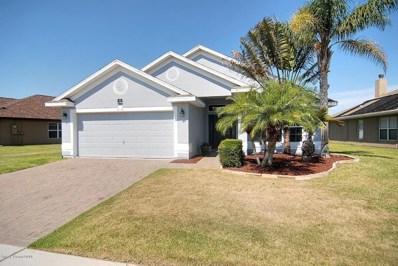 2401 Bridgeport Circle, Rockledge, FL 32955 - MLS#: 811533