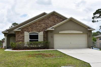 1045 Celle Avenue, Palm Bay, FL 32907 - MLS#: 811582