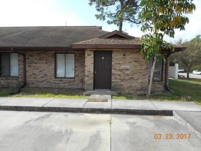 501 Thor Avenue UNIT 1, Palm Bay, FL 32909 - MLS#: 811603