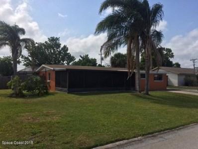121 1st Street, Merritt Island, FL 32953 - MLS#: 811669