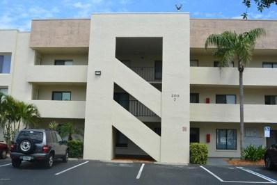 200 International Drive UNIT 715, Cape Canaveral, FL 32920 - MLS#: 811710