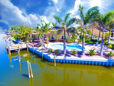 473 Saint Lucia Court, Satellite Beach, FL 32937 - MLS#: 811715