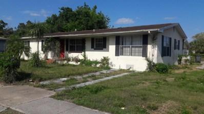 625 S Deleon Avenue, Titusville, FL 32796 - MLS#: 811933