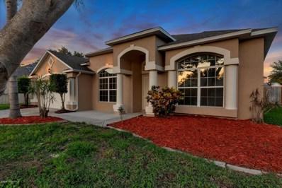 1809 Abbeyridge Drive, Merritt Island, FL 32953 - MLS#: 812007