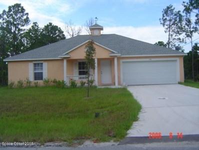 558 SE Jewell Street, Palm Bay, FL 32909 - MLS#: 812023