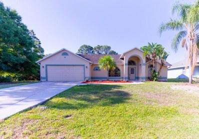 458 SE Sauders Road, Palm Bay, FL 32909 - MLS#: 812034