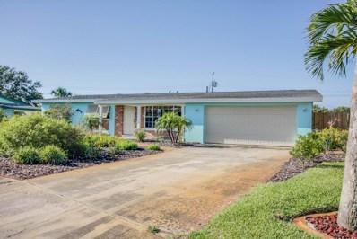 265 Carissa Drive, Satellite Beach, FL 32937 - MLS#: 812041