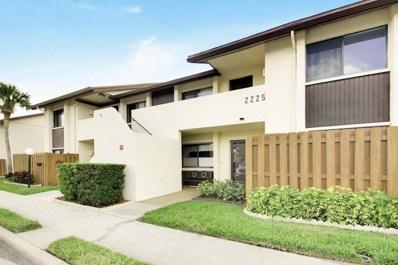 2225 Golf Isle Drive UNIT 622, Melbourne, FL 32935 - MLS#: 812062