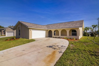 421 Harwood Street, Palm Bay, FL 32907 - MLS#: 812068