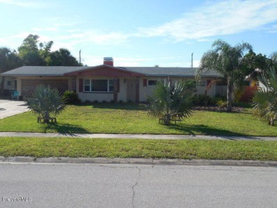 1211 Pine Tree Drive, Indian Harbour Beach, FL 32937 - MLS#: 812074