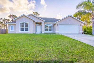 1140 Pasadena Road, Palm Bay, FL 32909 - MLS#: 812086