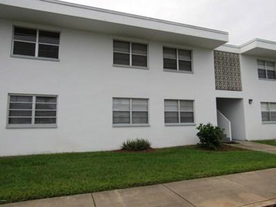 8401 N Atlantic Avenue UNIT I-13, Cape Canaveral, FL 32920 - MLS#: 812173