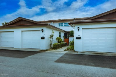 189 Kingsway, Satellite Beach, FL 32937 - MLS#: 812181