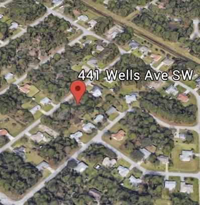 441 Wells Avenue, Palm Bay, FL 32908 - MLS#: 812234