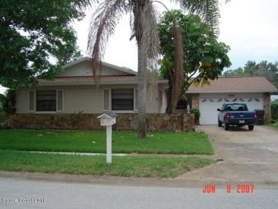 1719 Guldahl Drive, Titusville, FL 32780 - MLS#: 812264