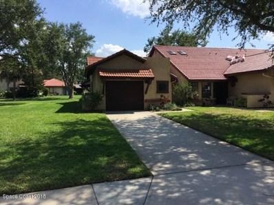 1654 Dawes Road, Palm Bay, FL 32905 - MLS#: 812287