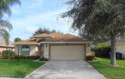 3882 San Miguel Lane, Rockledge, FL 32955 - MLS#: 812304