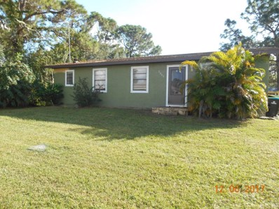 1355 Giralda Circle, Palm Bay, FL 32907 - MLS#: 812317