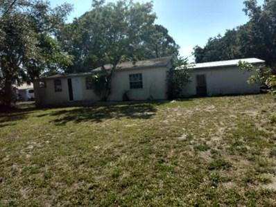 5665 N Courtenay Parkway, Merritt Island, FL 32953 - MLS#: 812330