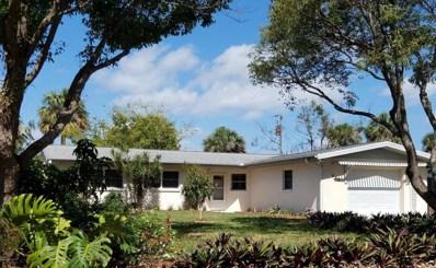 445 Nelson Drive, Merritt Island, FL 32953 - MLS#: 812343