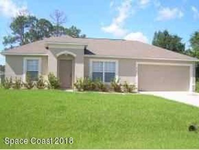 2966 SE Creech Avenue, Palm Bay, FL 32909 - MLS#: 812400