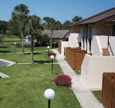 2145 Golf Isle Drive UNIT 1221, Melbourne, FL 32935 - MLS#: 812409