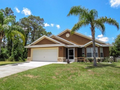 520 Higgs Avenue, Palm Bay, FL 32907 - MLS#: 812414