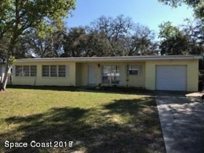 109 S Hilltop Drive, Titusville, FL 32796 - MLS#: 812422