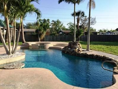 180 Skylark Avenue, Merritt Island, FL 32953 - MLS#: 812513