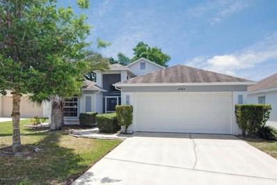 4763 Silver Heron Drive, Melbourne, FL 32934 - MLS#: 812532