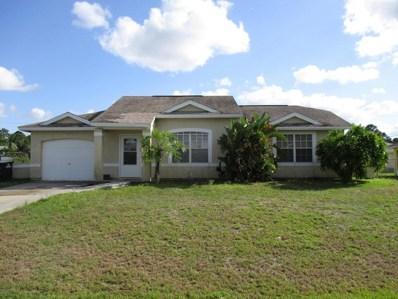 520 Davidson Street, Palm Bay, FL 32909 - MLS#: 812560