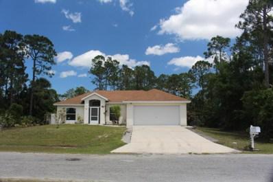 3241 San Miguel Avenue, Palm Bay, FL 32909 - MLS#: 812640